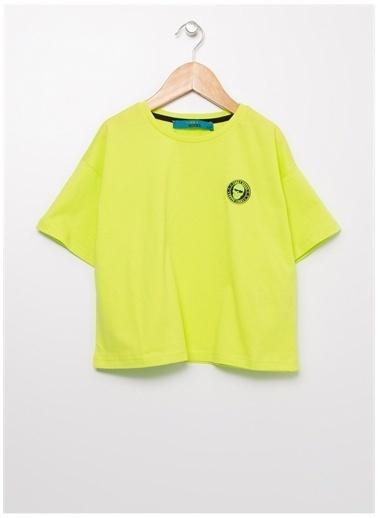 Funky Rocks Funky Rocks T-Shirt Yeşil
